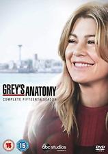 Greys Anatomy Season 15 BOXSET DVD 2019