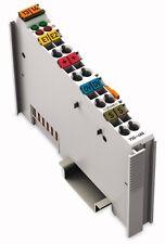 WAGO PLC  I/O MODULE 750-466 2AI