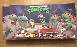 NECA Teenage Mutant Ninja Turtles Turtles In Disguise 4 Pack New In Box