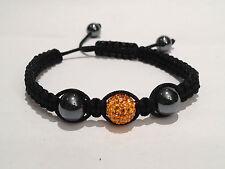 Tresor Paris Bracelet Crystal and Magnetite