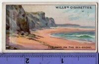 How Seashore Sand Is Made 90+  Y/O Ad Trade Card
