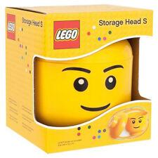New Lego Storage Head Brick Container Arrange Box Case Small Size - Boy