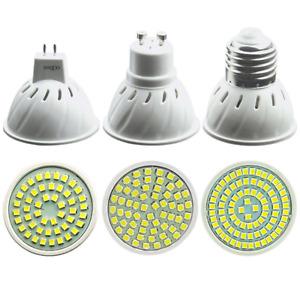 Ultra Bright LED Bulb Spotlight  36LED  54LED 72LED GU10 E27 MR16  2835 SMD Lam