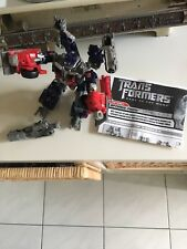 Transformers Dark of The Moon Optimus Prime Robot Action Figur Spielzeug Toys