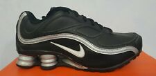 NIKE SHOX TURBO 9 NERA ARGENTO N.36 IN PELLE NUOVE SOTTO COSTO NIKE AIR MAX 97