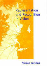 Representation and Recognition in Vision (A Bradford Book)-ExLibrary
