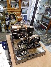 Märklin Dampfmaschine mit Märklin Dynamo