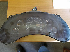 98-05 S10 Blazer Jimmy Sonoma Speedometer Without Tachometer