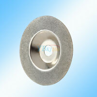 100mm 4 inches Diameter Diamond Emery Grinding Cutting Wheel Disc Tool Silver