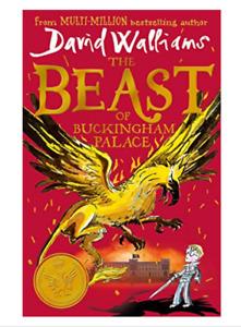 Beast of Buckingham Palace, David Walliams, Children's book