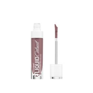 Wet n Wild MegaLast Liquid Catsuit High-Shine Lipstick -  Mauve Over Girl