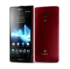 Sony Ericsson Xperia Ion LTE LT28i Unlocked Android Smartphone 16GB 12.0MP - Red