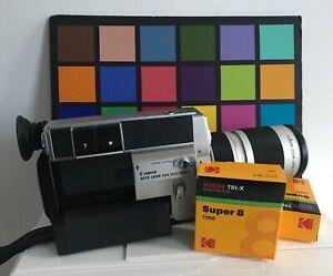 KODAK SUPER 8MM Camera FILM *NEW* TRI-X REVERSAL 7266 ONLY $29.50
