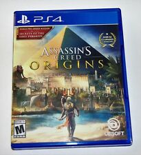 Replacement Case (NO GAME) Assassins Creed Origins Playstation 4 PS4 Box