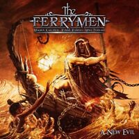 THE FERRYMEN - A NEW EVIL   CD NEU