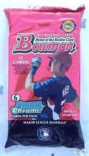 2011 Bowman Baseball HTA Jumbo HOBBY Pack (Bryce Harper Auto Chrome Refractor)?