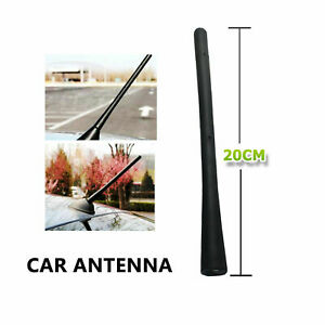 For Nissan Pulsar Tiida Short Antenna Aerial Vehicle Radio Signal Boosters