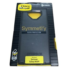 OtterBox Symmetry Series Protective Case for Samsung Galaxy Note9 - Black