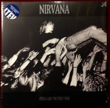 Nirvana - Feels Like The First Time LIVE 2LP [Vinyl New] 180gm Blue Limited Ed.