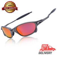 X-Metal Juliet Cyclops Sunglasses Ruby Polarized Glasstitanium Goggles Colour !!