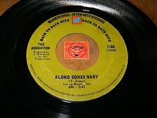 THE ASSOCIATION - ALONG COMES MARY - CHERISH    / LISTEN - MOD POP BEAT