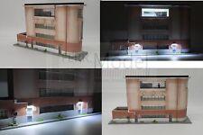 FERRMODEL 245 - Cabina ACEI posto di blocco FS, illuminata. Scala H0