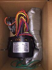 F48P05A01 AO Smith Carrier 1/4HP 208-230V 1PH 1075RPM 2-SPD Condenser Fan Motor