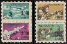 VIETNAM du NORD N°594/597** Aspect TB 1968 North Vietnam 507a-b-508a-b MNH NGAI