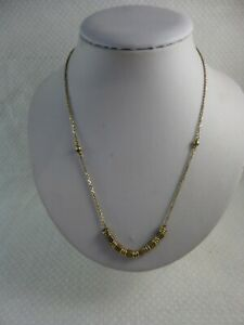 Links of London Dainty 925 Silver Gilt Necklace