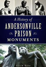 HORACE GREELEY ANDERSONVILLE PRISON GRAVES HEADSTONES SKULL BONES BLOODY CHASM