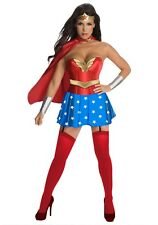 WONDER WOMAN CORSET COSTUME SIZE XSMALL (with defect)