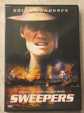 Sweepers (DVD, 1999) Dolph Lundgren WORLD SHIP AVAIL