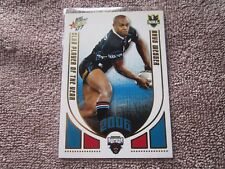 2007 NRL Select Invincibles Club Player Rhys Wesser Penrith Panthers NM/M