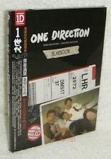 One Direction Take Me Home Limited Yearbook Edition Taiwan CD+Sticker w/OBI