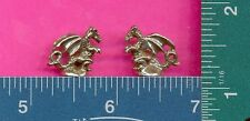 100 wholesale lead free pewter dragon figurines m11107