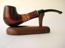 NUEVA PIPA PIPE SMOKING PARA FUMAR TABACO. REINA-RETRO 11059A24 TALLADA