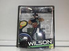 RUSSELL WILSON DEBUT NFL 33 (SUPERBOWL QB WINNER)MCFARLANE FIGURE