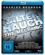 Blu-ray * KALTER HAUCH - THE MECHANIC  |  Charles Bronson  # NEU OVP %