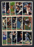 1994 Topps Anaheim Angels TEAM SET (33) w/ Traded