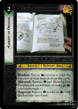 LOTR TCG  FOIL 9R+39 Library of Orthanc