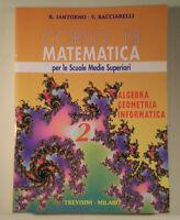 C313 CORSO DI MATEMATICA 2 SCUOLA MEDIA SUPERIORE IANTORNO BACCIARELLI TREVISINI