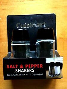 Beautiful Cuisinart Salt & Pepper Shakers