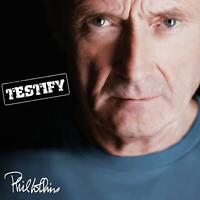 PHIL COLLINS – TESTIFY REMASTERED 180G 2x VINYL LP  (NEW/SEALED)