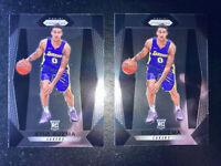 2017-18 Kyle Kuzma Prizm Rookie Lot (2) RC #283 Los Angeles Lakers Champion!