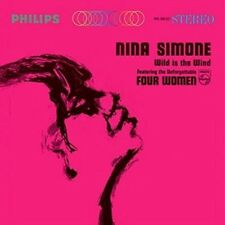 Nina Simone Wild Is The Wind 180g Vinyl LP & Mp3 in Stock