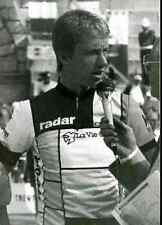 GREG LeMOND Cyclist Team VIE CLAIRE Cycling racer bike ciclismo WORLD CHAMPION