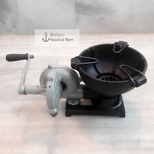 Forge Furnace With Hand Blower Pedal Type Handle Blacksmith