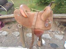 Circle Y Bob Marshall Treeless 15 inches Saddle