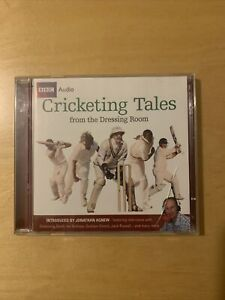 Cricketing Tales From The Dressing Room (BBC Audio) by Audio, BBC CD-Audio Book