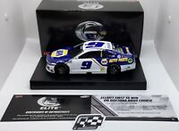 "2020 1/24 #9 Chase Elliott""NAPA Daytona Road Course Win""Elite Camaro  1 of 1133"